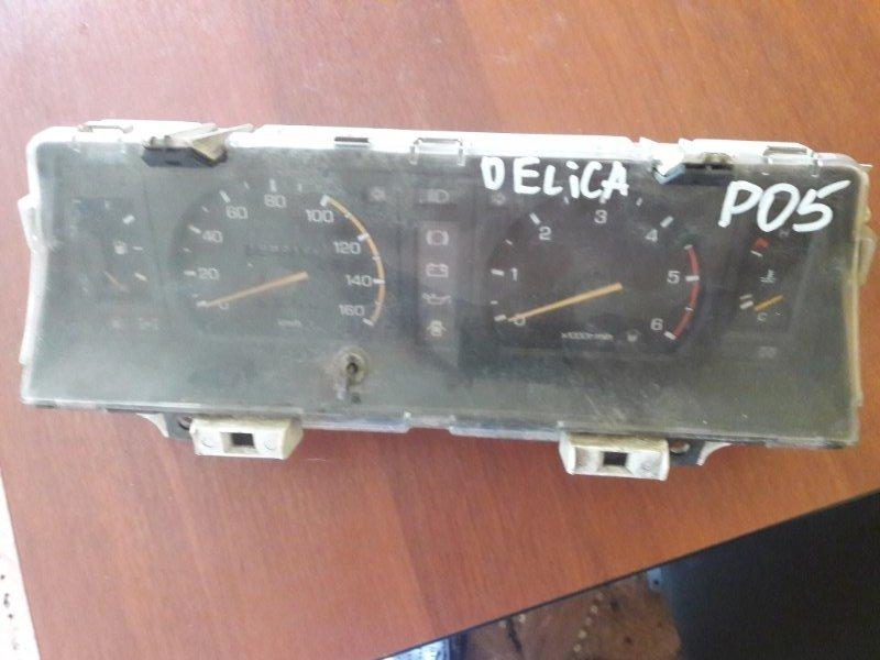 Щиток панель приборов Mitsubishi Delica P05W, P03W G63B 1986