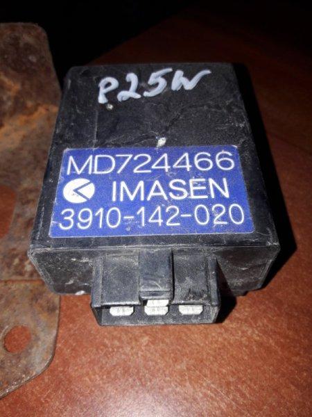 Блок управления полным приводом Mitsubishi Delica P35W, P25W 4D56 1993