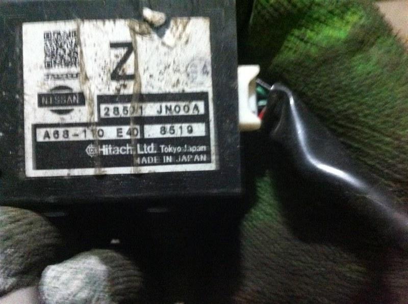 Блок электронный контроль рулевого управления Nissan Teana 32