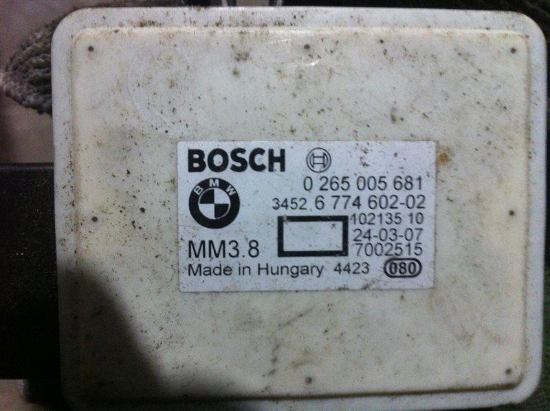 Датчик уровня оборотов Bmw X5 53