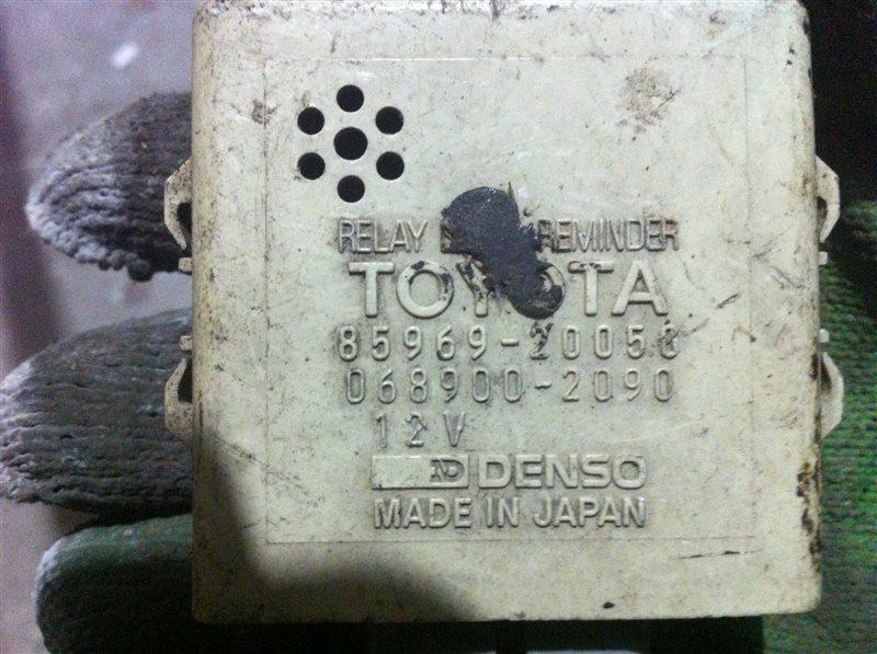 Блок управления светом Toyota Lucida