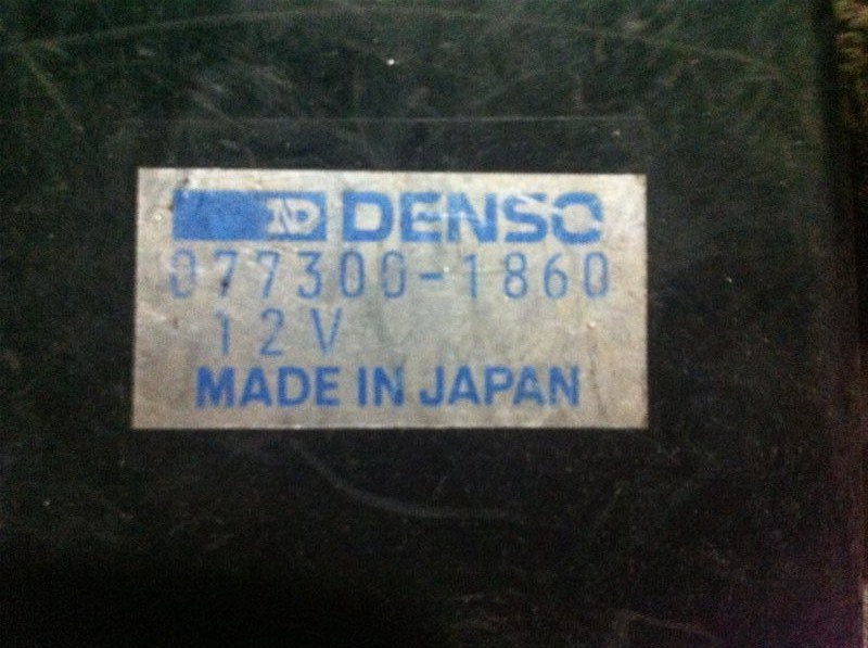 Блок управления печкой Mitsubishi Pajero 75 2.8