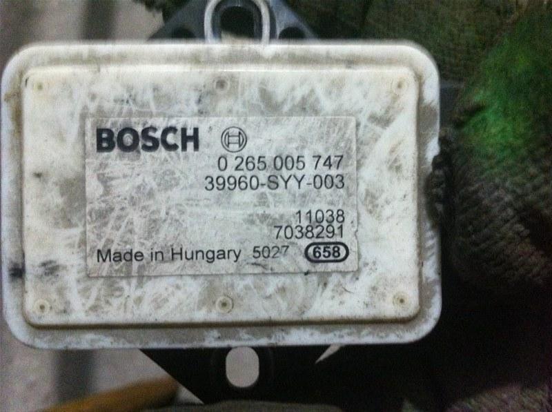 Датчик давления тормозной системы Honda Crv