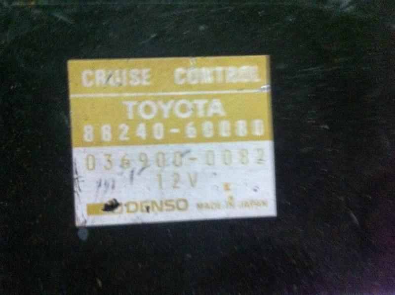 Блок управления круиз-контролем Toyota Land Cruiser 80
