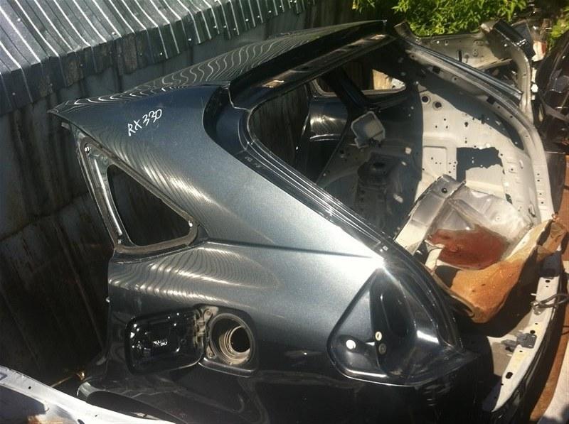 Задняя часть Lexus Rx330 30 3MZ 2004