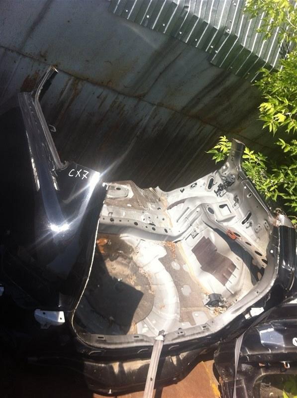 Задняя часть Mazda Cx7
