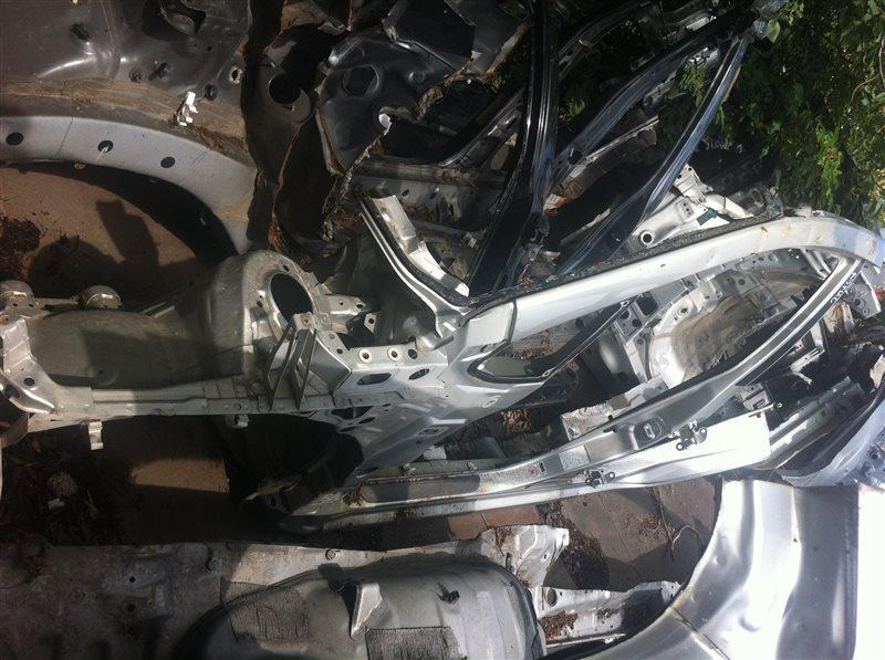 Лонжерон Toyota Auris 150 левый
