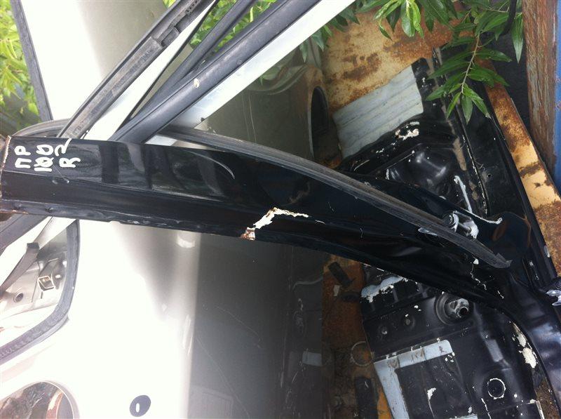 Стойка кузова Toyota Land Cruiser Prado 120 правая
