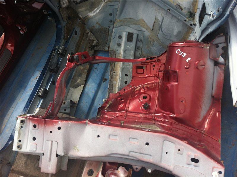 Лонжерон Mazda Cx7 правый