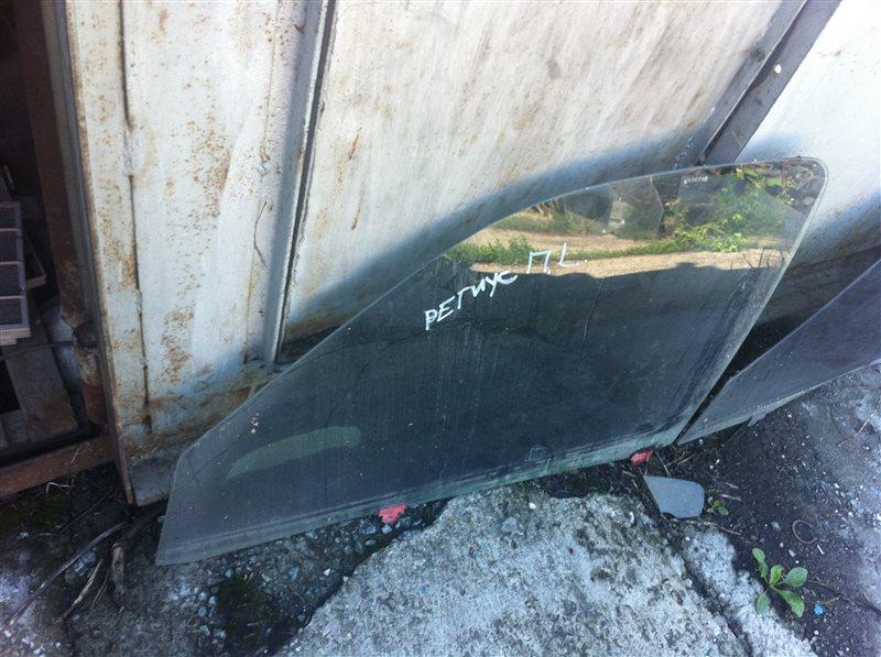 Стекло двери Toyota Hiace Regius переднее левое