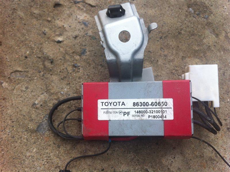 Блок управления антенны Toyota Land Cruiser Prado 150 1KD 2015