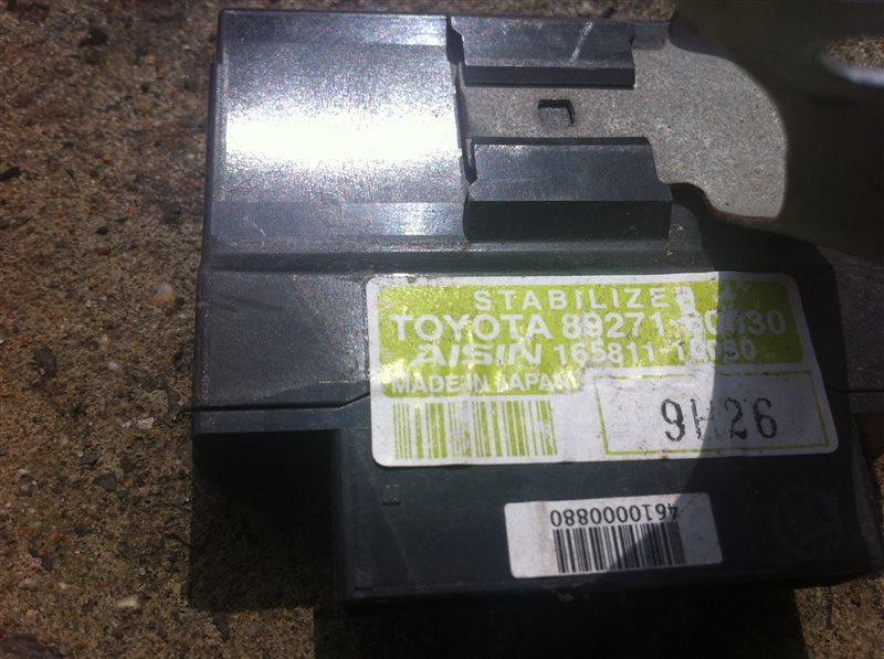 Блок управления подвеской Toyota Land Cruiser Prado 150 1KD 2015