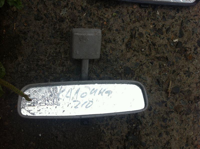 Зеркало салона Toyota Caldina ST210