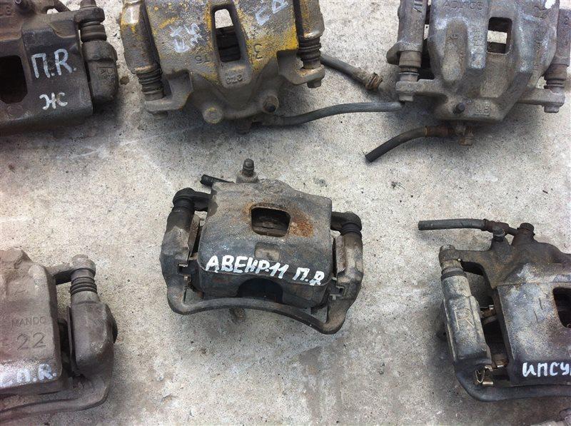 Суппорт Nissan Avenir 11 передний правый