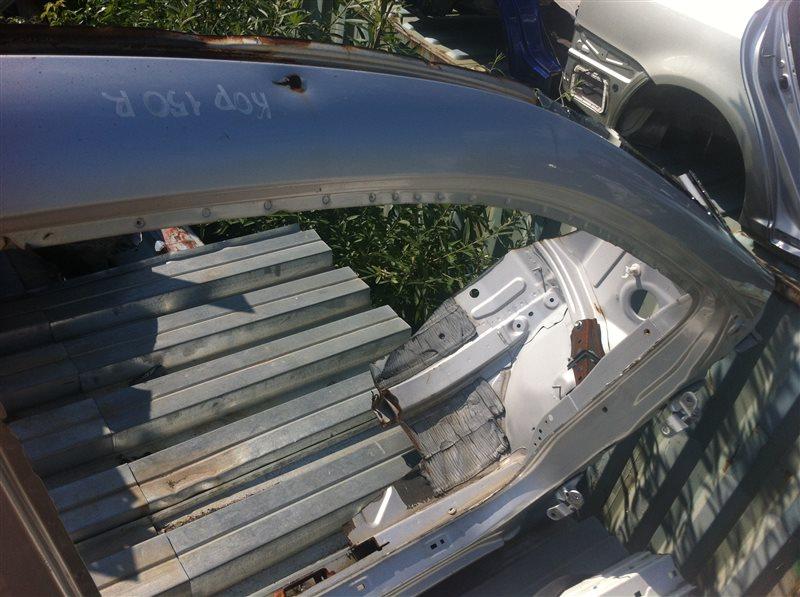 Порог кузовной Toyota Corolla 150 правый