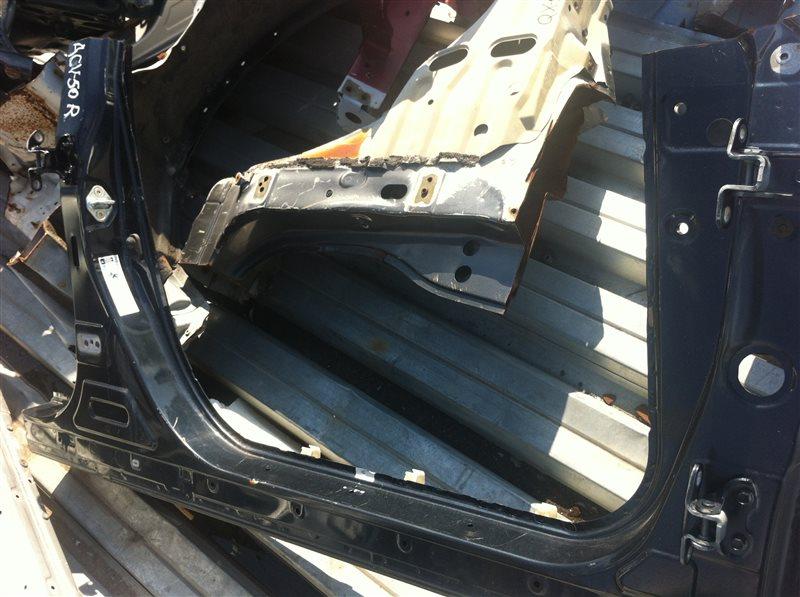 Порог кузовной Toyota Camry ASV50 правый