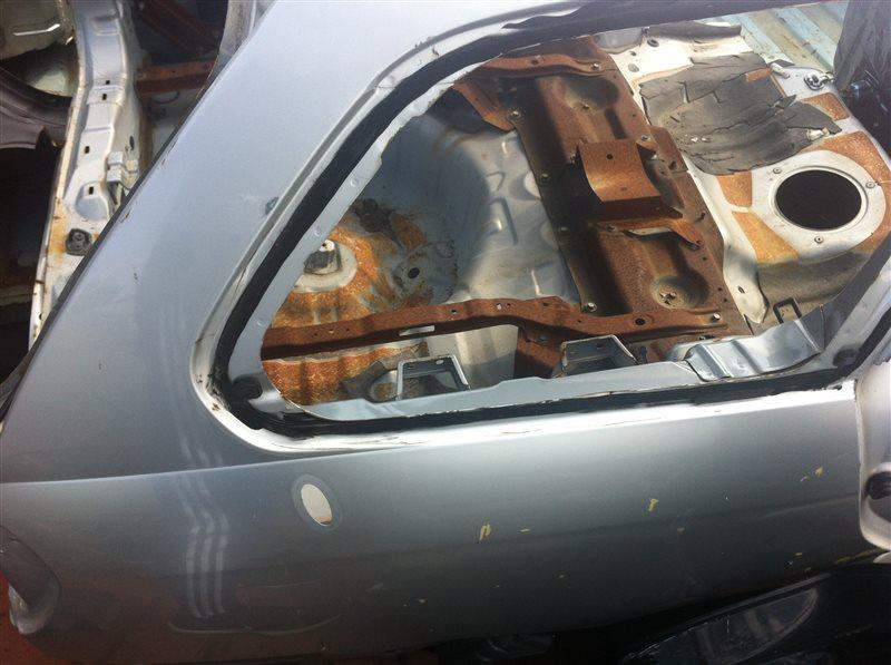 Задняя часть Nissan Primera 11