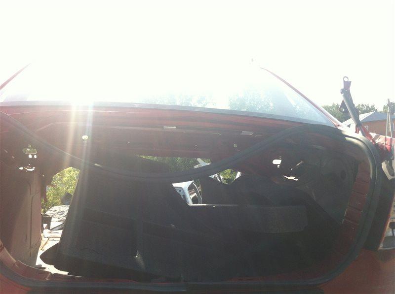 Задняя часть Ford Focus 2
