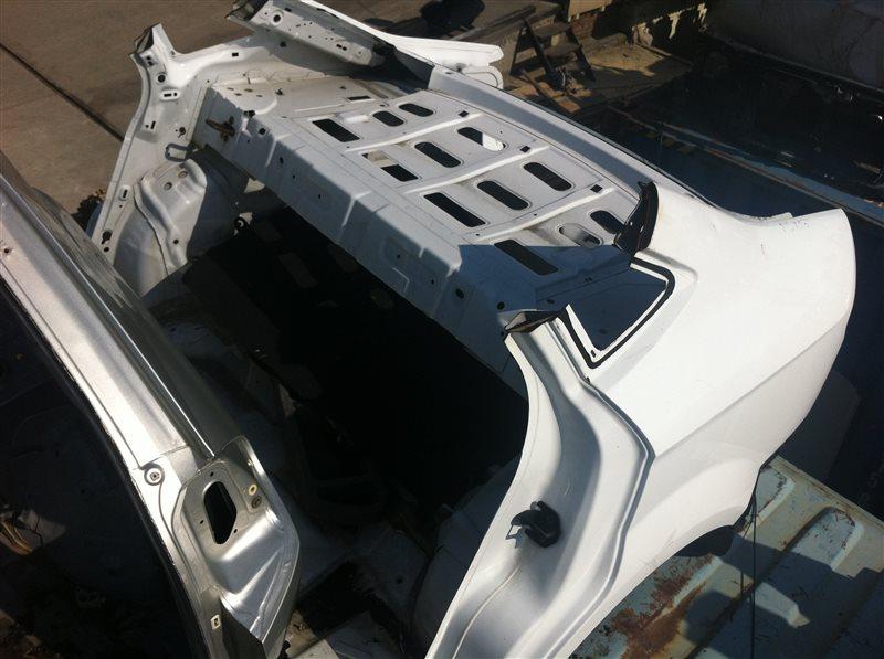 Задняя часть Ford Mondeo 2011