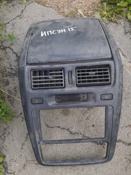 Консоль магнитофона Toyota Ipsum SXM10, SXM15 3SFE 1998