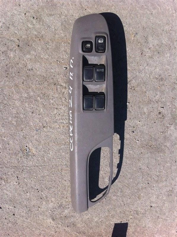 Блок управления стеклоподъемника Nissan Serena 24