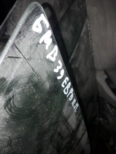 Стекло двери Bmw 525I E39 M52TU 1999 переднее