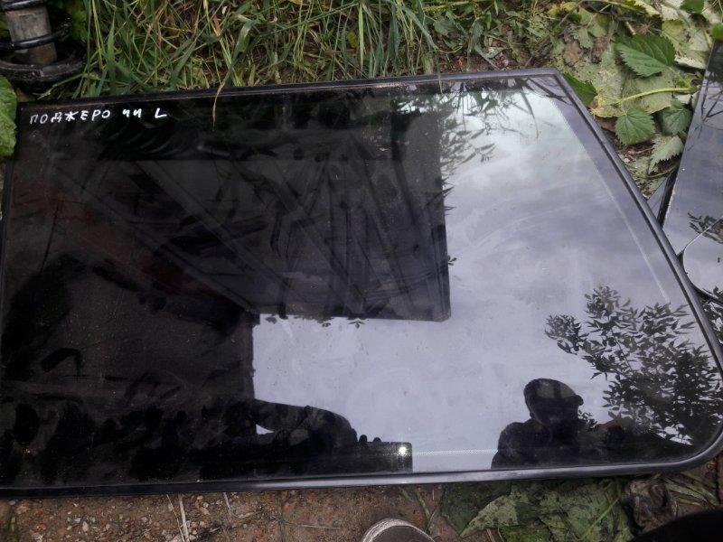 Стекло собачника Mitsubishi Pajero V44, V46, V27 4D56 1994