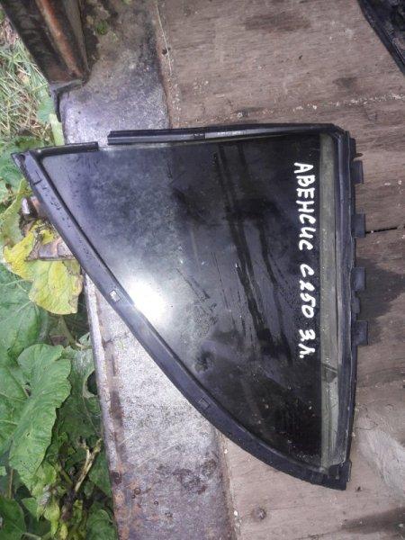 Форточка двери Toyota Avensis AZT250, AZT255 1AZFSED4 2007