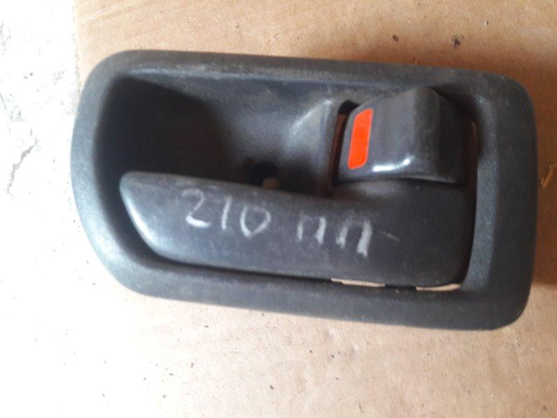 Ручка двери внутренняя Toyota Carina AT211, AT210, AT215, ST210, ST211 7AFE, 4AFE, 3SFE 2001