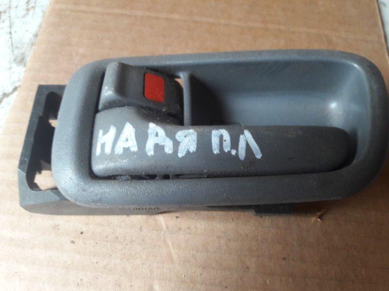 Ручка двери внутренняя Toyota Nadia SXN10 3SFSED4 2001