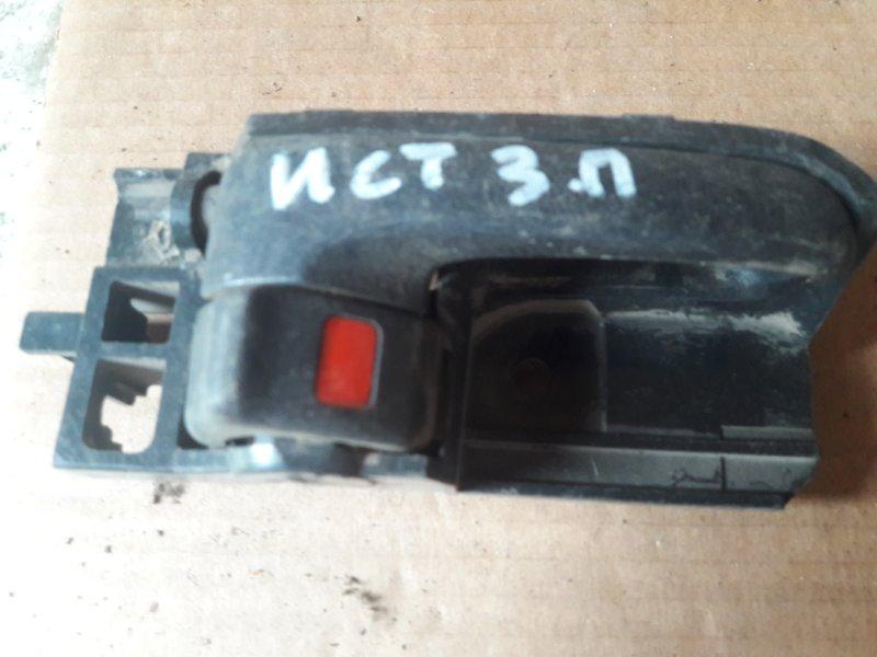Ручка двери внутренняя Toyota Ist NCP60 2002