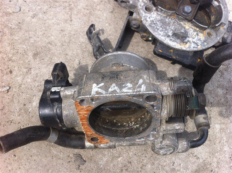 Дроссельная заслонка Nissan KA24