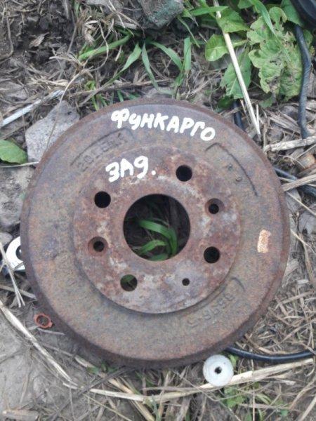 Тормозной барабан Toyota Funcargo NCP20 1NZFE 2001 задний