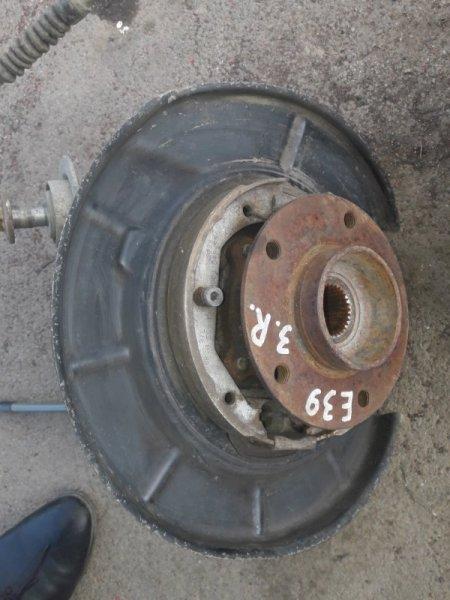 Ступица Bmw 525I E39 M52TU 1999 задняя