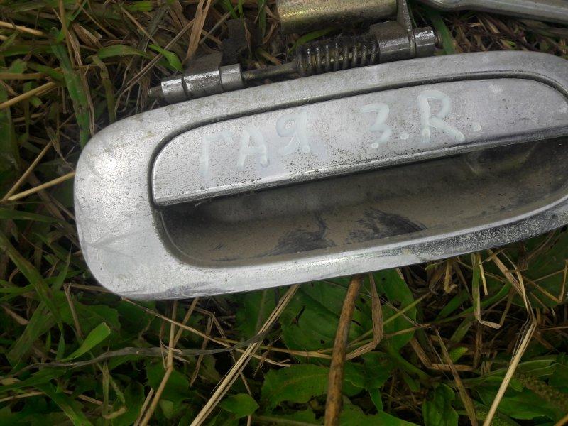 Ручка двери внешняя Toyota Gaia SXM15G, CXM10G, ACM10G, ACM15G, SXM10 3SFE 2000 задняя правая