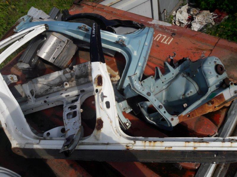 Порог кузовной Toyota Sprinter AE91, AE90 5AFE 1992