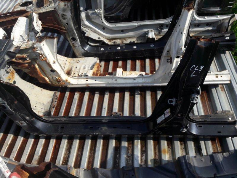 Порог кузовной Honda Accord CL9 CL7 KA24 2005 левый
