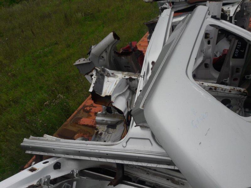 Порог кузовной Lexus Gx470 UZJ120 2UZFE 2004 левый