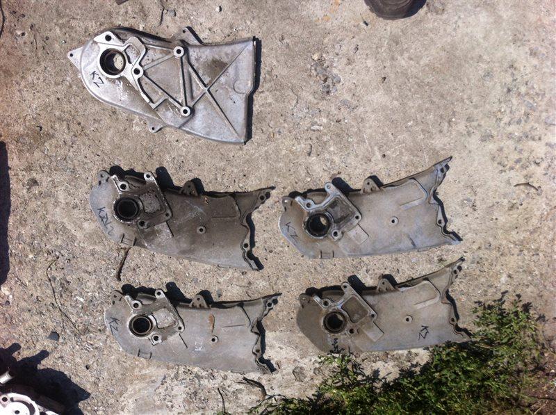 Лобовина двигателя Toyota 1KZ