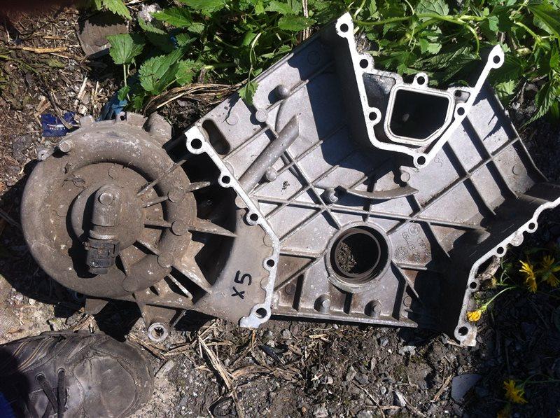 Лобовина двигателя Bmw X5 3.0D