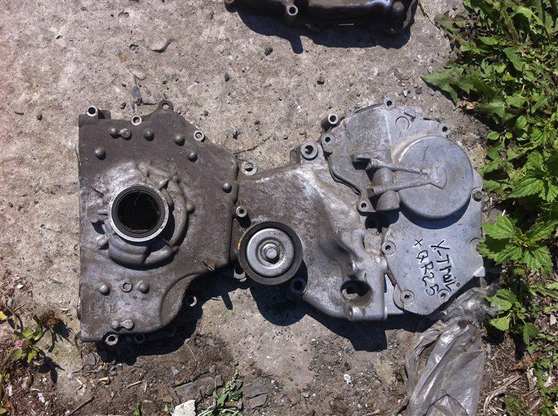 Лобовина двигателя Nissan QR25