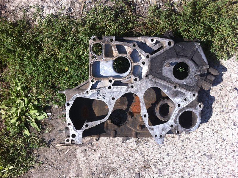 Лобовина двигателя Mazda Bongo WL
