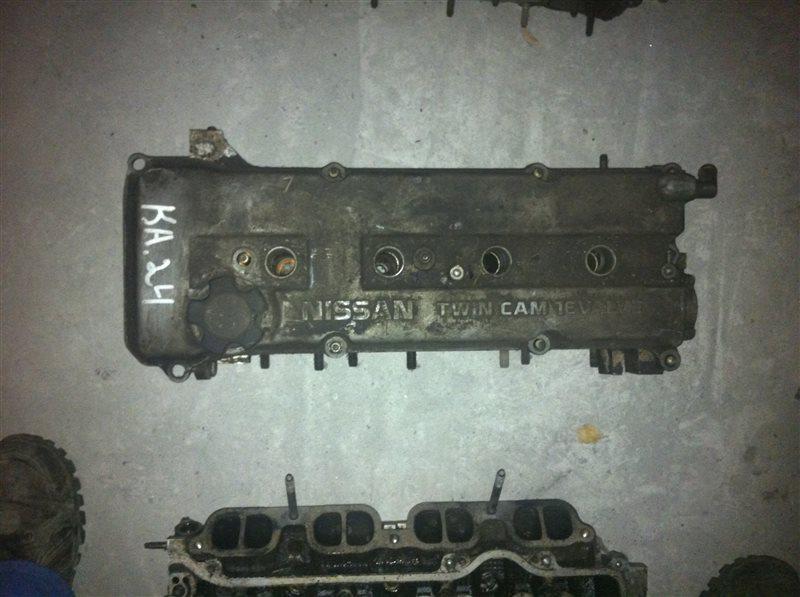 Головка блока цилиндров Nissan KA24