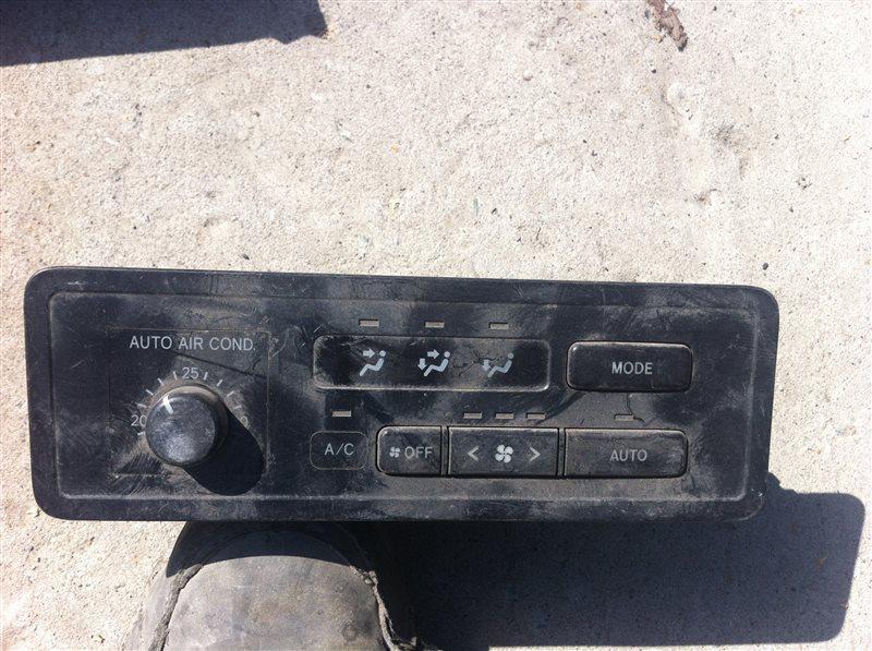 Блок управления климат-контролем Toyota Lite Ace 1996