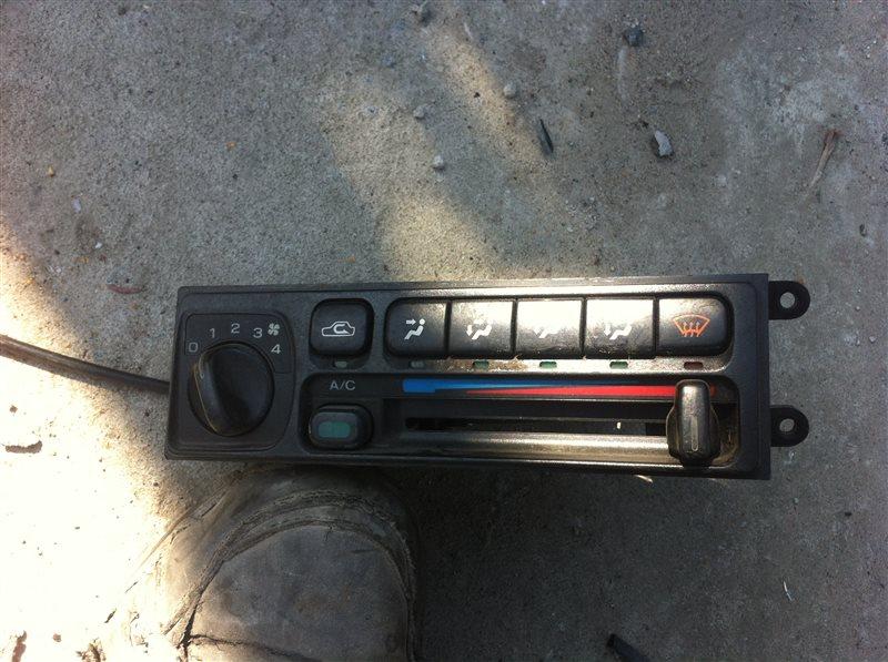 Блок управления климат-контролем Subaru Outback BG 1997