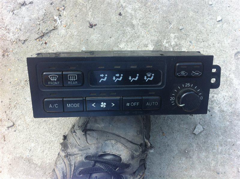 Блок управления климат-контролем Toyota Carina AT210