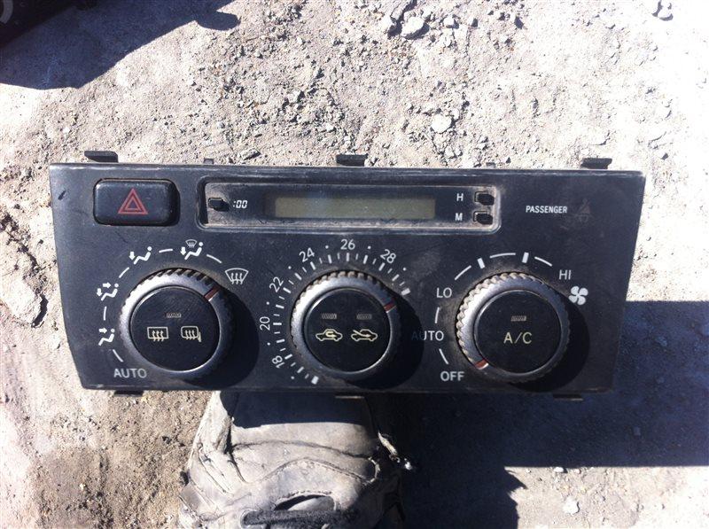 Блок управления климат-контролем Lexus Is200 10