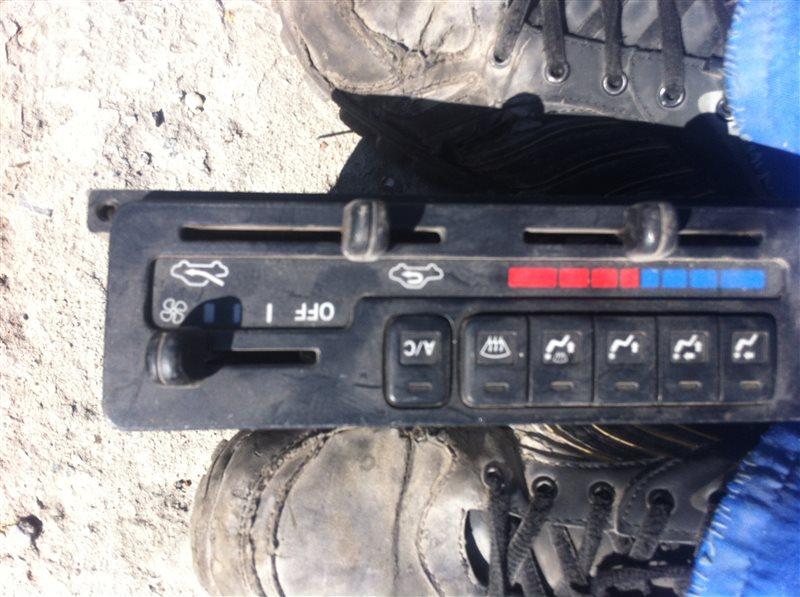 Блок управления климат-контролем Suzuki Wagon R