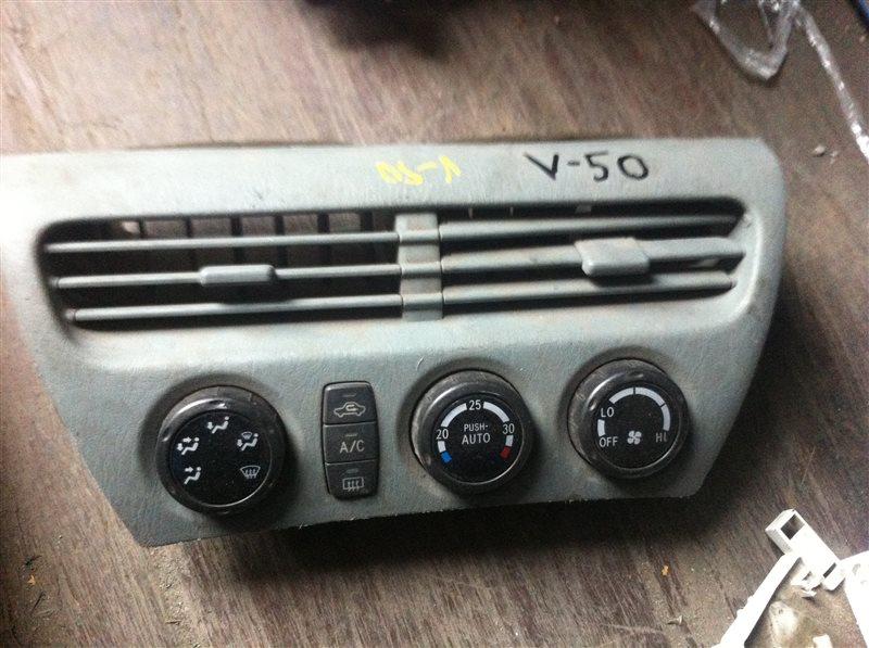 Блок управления климат-контролем Toyota Vista SV50