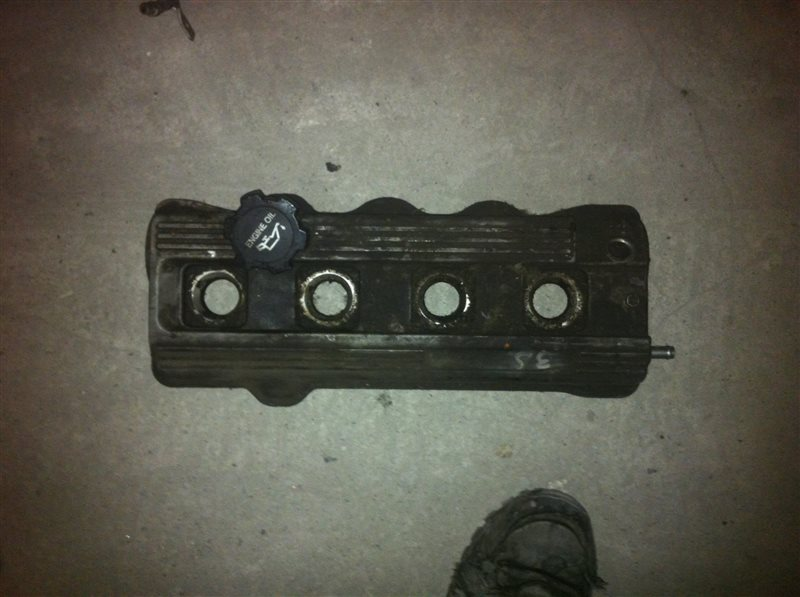 Крышка клапанная Toyota 3S